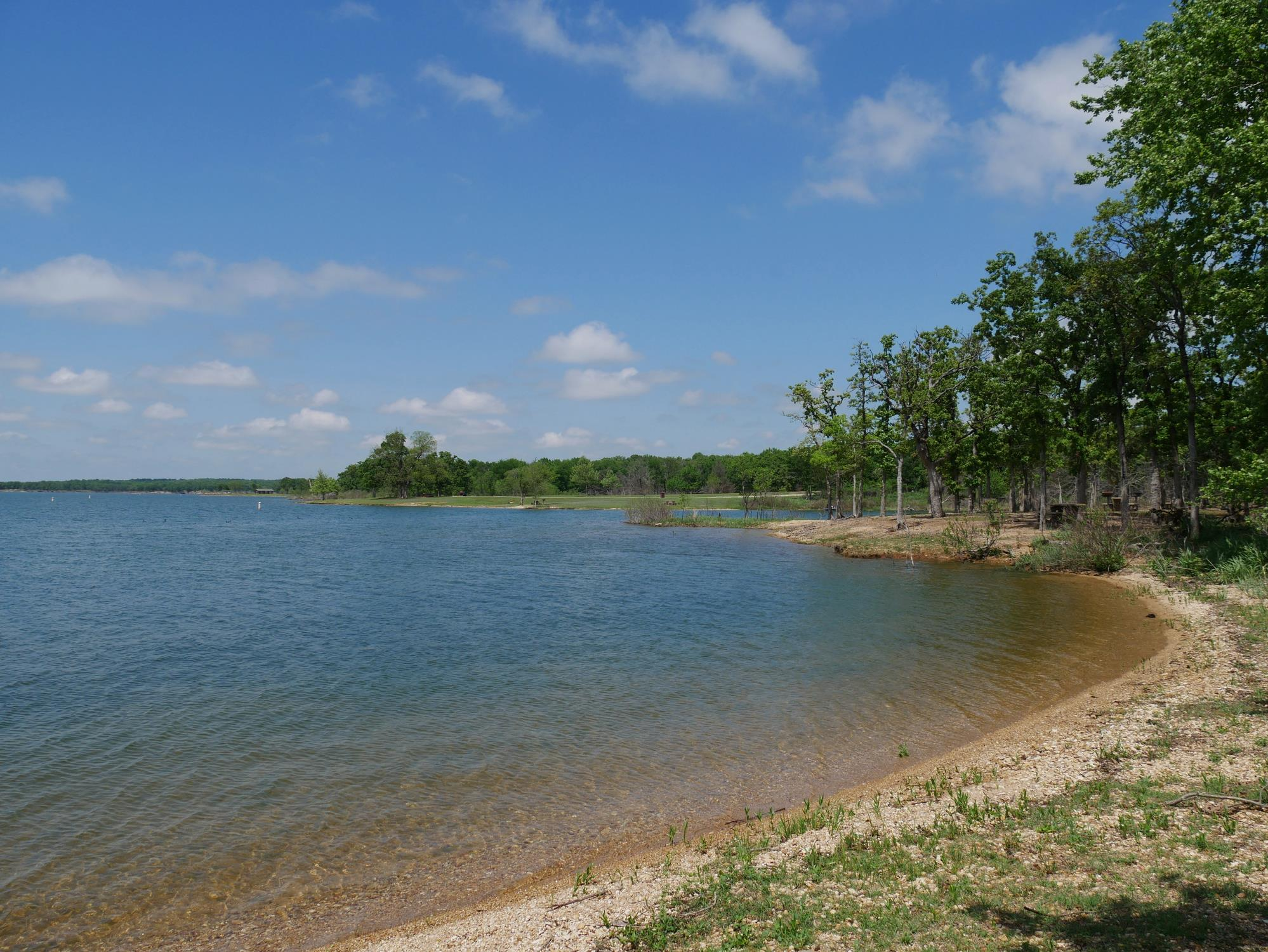 lake Arbuckle